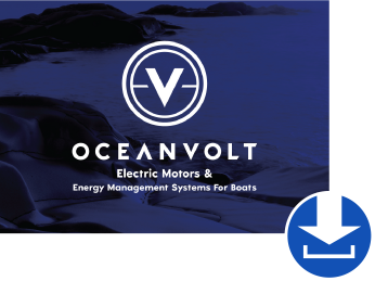 Oceanvolt, silent and clean electric motors for motorboats and