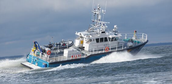 Volvo Penta for commercial boats