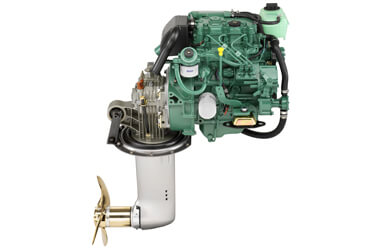 Volvo Penta sailboat engines, sales and servicing | RK Marine