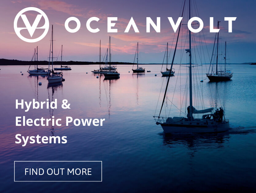 Oceanvolt electric motors