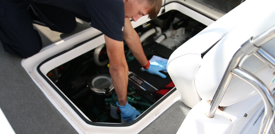 Volvo Penta servicing specialists