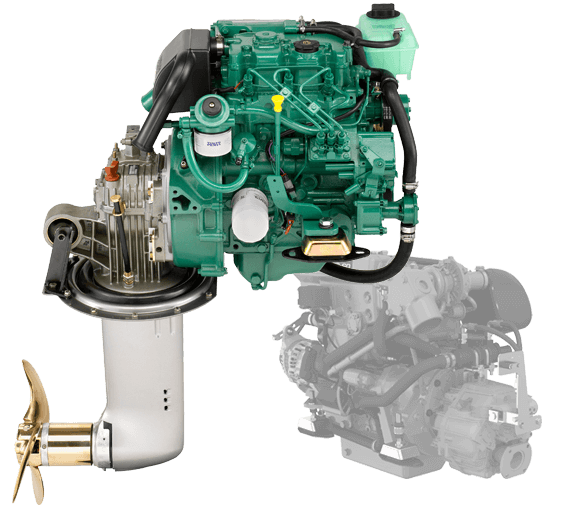 Sailboat engines