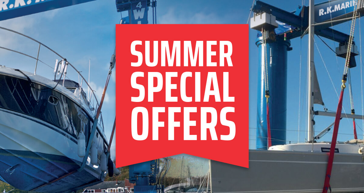 Summer Sales at RK Marine